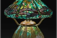 Tiffany Dragonfly Table Lamps