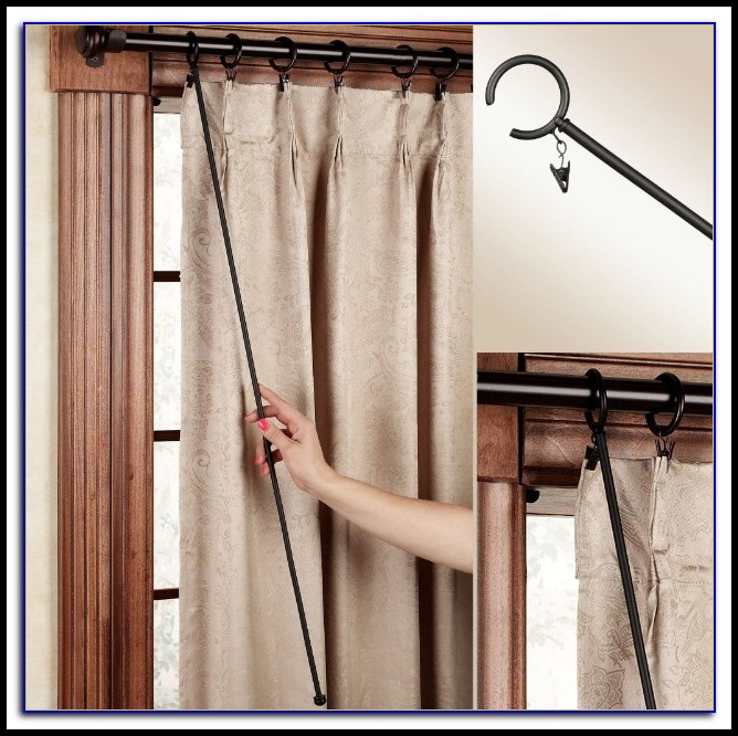 Wrap Around Curtain Rod Amazon