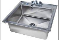 16 Gauge Stainless Steel Sinks