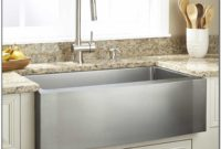 33 Farmhouse Sink Stainless Steel