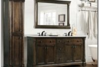 60 Double Sink Vanity Top Dimensions
