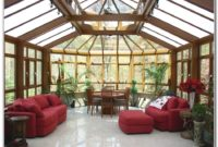 Adding A Sunroom To A Brick House
