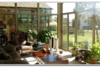 Adding A Sunroom To Your House