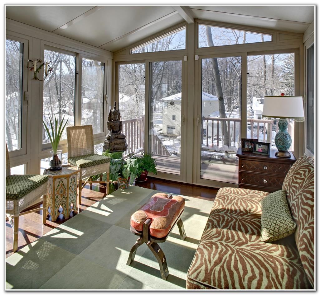 All Season Sunroom Furniture