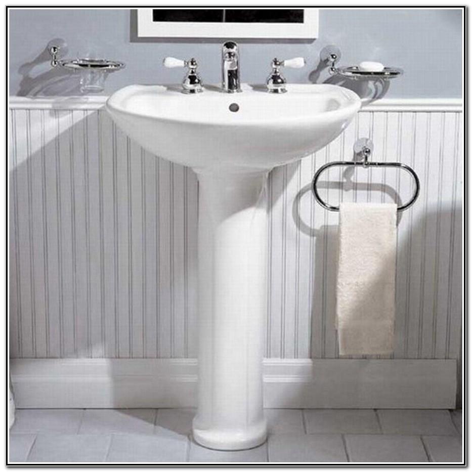 American Standard Pedestal Sinks Bathroom