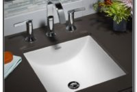 American Standard Square Undermount Bathroom Sink
