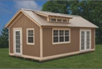 Amish Built Storage Sheds