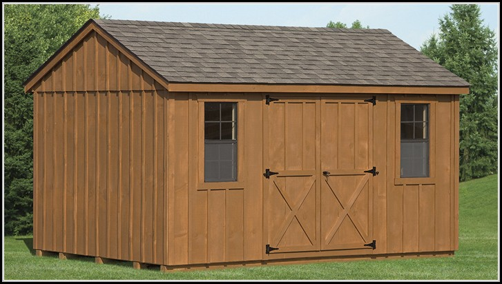 Amish Storage Sheds Nashville Tn