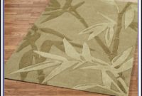Bamboo Area Rug 8x10
