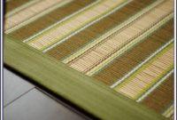 Bamboo Area Rugs 5x7