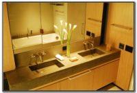 Bathroom Countertop With Sink