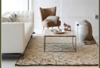 Beni Ourain Rugs Pottery Barn