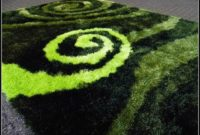 Black And Lime Green Area Rugs