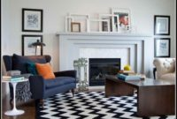 Black And White Chevron Rug Ikea