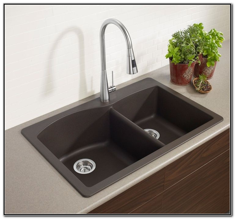 Blanco Silgranit Kitchen Sinks Undermount - Sink And Faucets ...