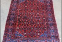 Blue And Pink Persian Rug