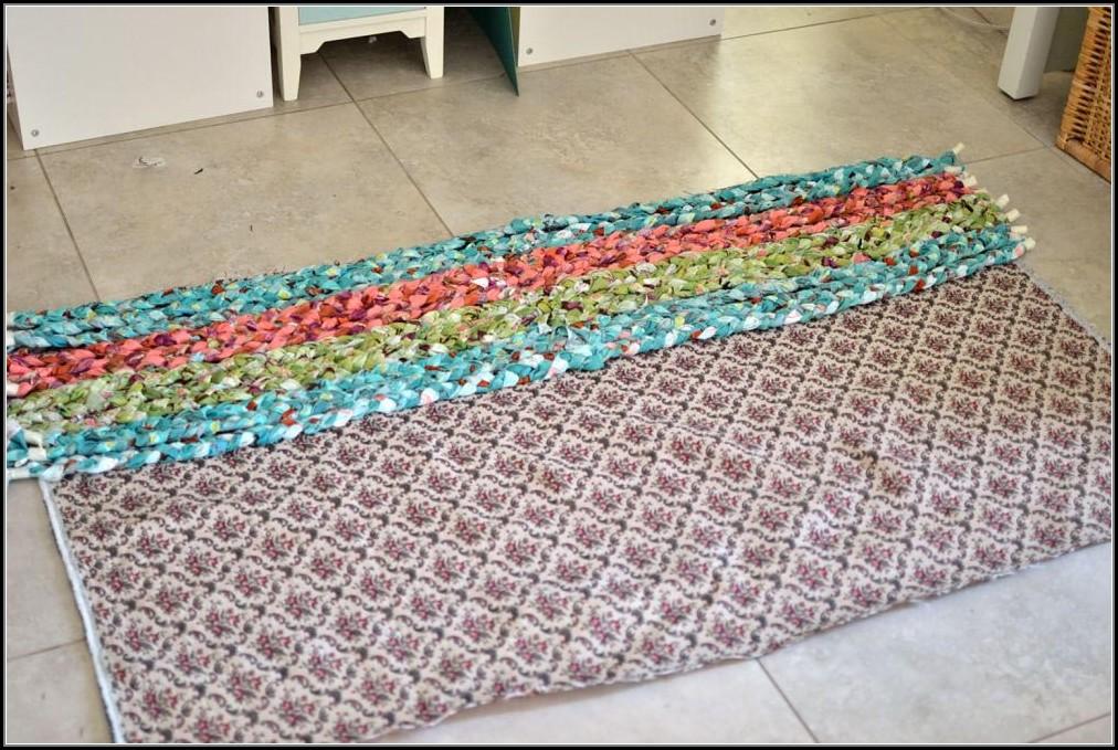 Braided Rag Rug Diy Rugs Home Decorating Ideas Qmk0abaq69