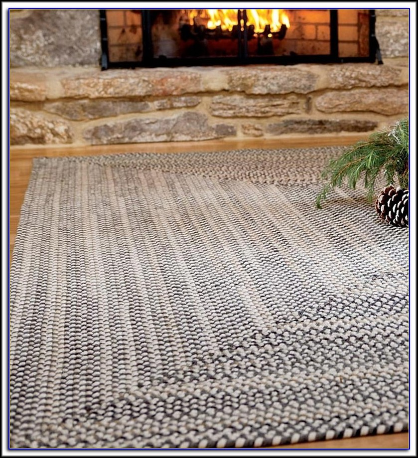 Braided Wool Rugs Made In Usa Rugs Home Decorating