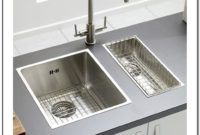 Brushed Stainless Steel Sinks Kitchen