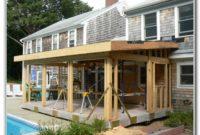 Build A Sunroom Addition