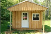 Building A Man Cave Shed