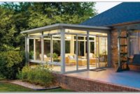 Building A Small Sunroom Addition