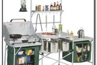 Camping Kitchen With Sink