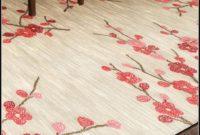 Cherry Blossom Area Rug