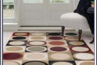 Color Block Rug 8 X 10