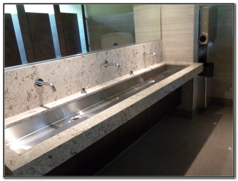 Commercial Bathroom Sinks Stainless Steel
