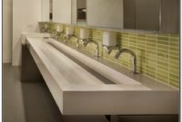Commercial Trough Sinks Stainless Steel