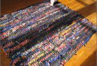 Crochet Rag Rugs Diy