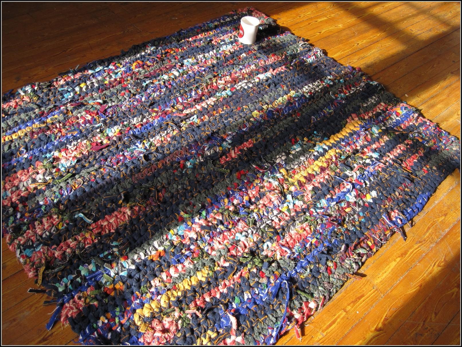 Crochet Rag Rugs Diy Rugs Home Decorating Ideas M4kxllnkem