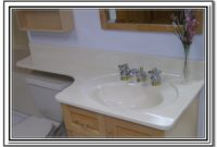 Cultured Marble Vanity Tops With Sink