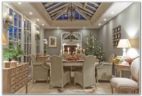 Decorating A Sunroom For Christmas