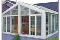 Do It Yourself Sunrooms