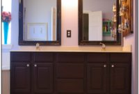 Double Sink Bathroom Mirror Ideas
