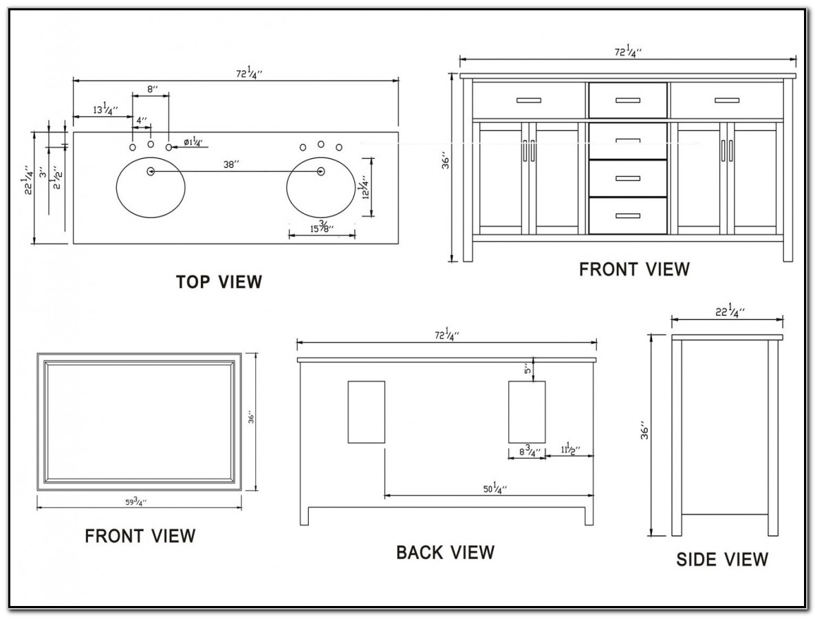 double sink vanity dimensions sink and faucets home decorating ideas 9a8254pqvz. Black Bedroom Furniture Sets. Home Design Ideas