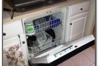 Drawer Dishwasher Under Sink