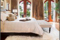 Faux Sheepskin Rug Bedroom