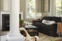 Faux Sheepskin Rug Living Room