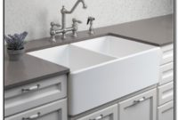 Fireclay Undermount Double Bowl Kitchen Sinks