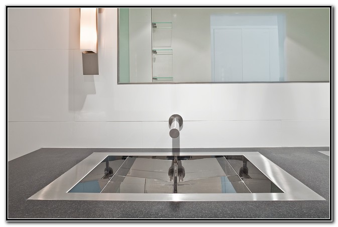 Flush Mount Kitchen Sink - Sink And Faucets : Home ...