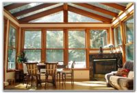 Four Season Sunroom Designs