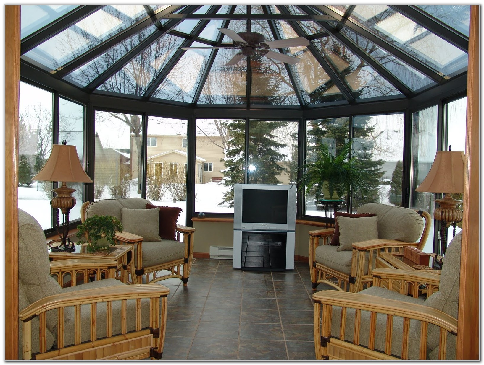 Four Season Sunroom Furniture