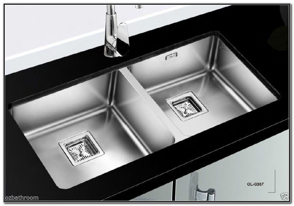 Franke Double Bowl Undermount Kitchen Sinks - Sink And ...