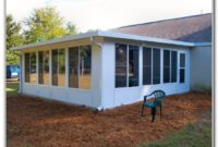Free Diy Sunroom Plans