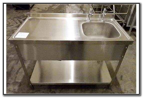 Freestanding Stainless Steel Sink Unit Sink And Faucets Home