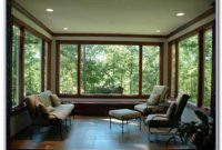 Furnishing A Four Season Sunroom