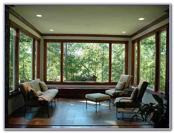 Furnishing A Four Season Sunroom